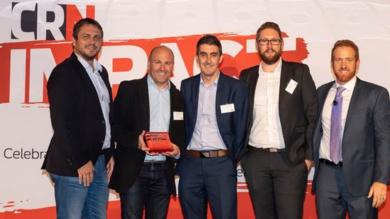 2018 CRN Impact Awards Winner
