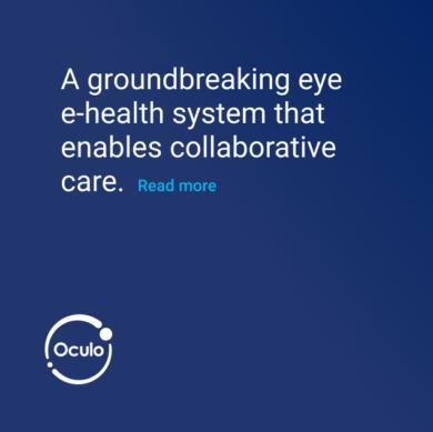 Oculo eye e-health system