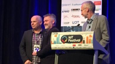 iot award winner